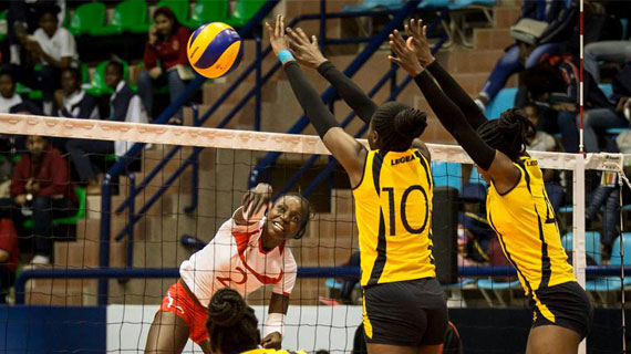 Pipeline outclass Prison to bag Africa Bronze in Cairo
