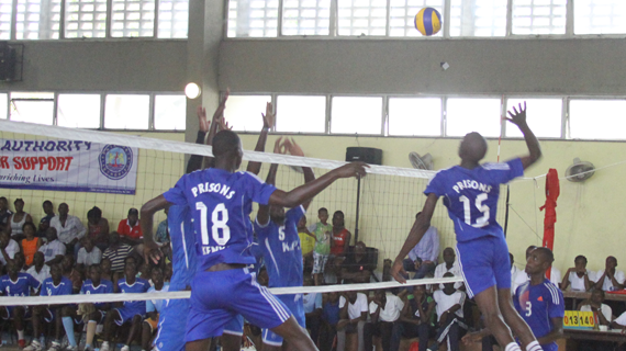 All set as Volleyball playoffs serves off  at Kasarani