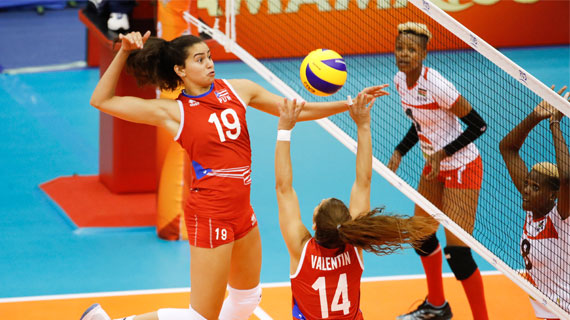 Puerto Rico too strong for Malkia in World Champs