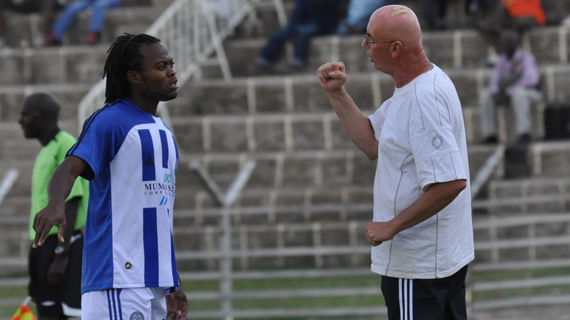 AFC Leopards' coach Bollen silently deserts team