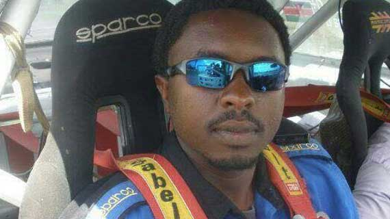 Kenya Rally navigator passes on in an accident
