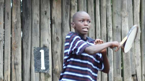 Ricky Omondi rocks Nakuru open