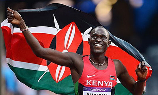 Rudisha, Cheruiyot, Kemboi in CAA Hall of Fame