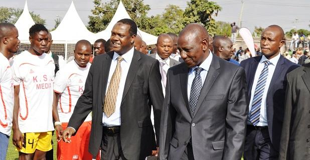 President Uhuru, Deputy Ruto to attend Cup matches at Bukhungu