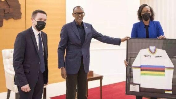 Rwanda to host 2025 Road World Championships