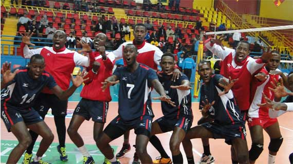 Kenya Prison trounce Benin  Police  to book first win in Tunis