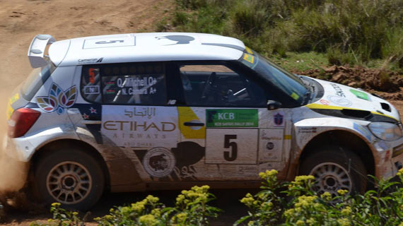 2014 Safari Rally Results