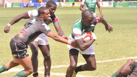 Kenya unveil  squad ahead of Rugby World Cup
