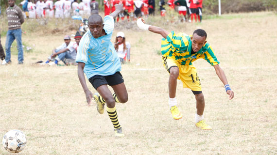 St.Anthony's edge rivals Kakamega in School Games