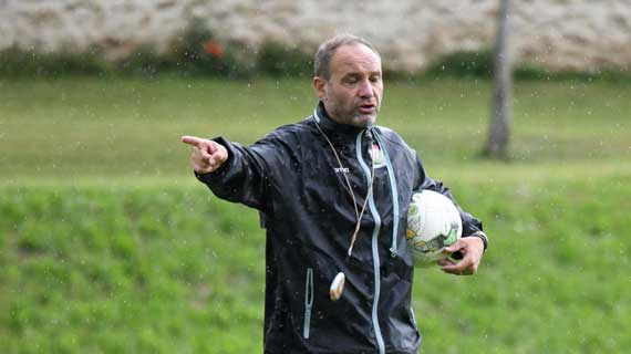 Migne wants Harambee Stars to be more offensive