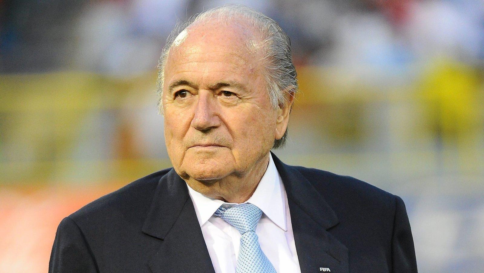FIFA hands Sepp Blatter new six year ban