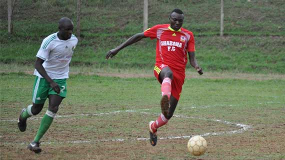 Ocholla strikes to hand Shabana win over West Sugar