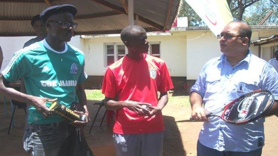 Hon. Shakeel to sponsor Amani Junior Tennis challenge