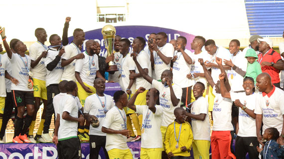 Sharks beat Sofapaka to clinch FKF Shield in dramatic style