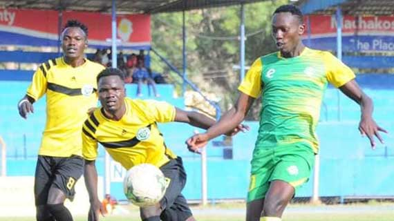 Narrow escape for Sharks as they knock out Bungoma SuperStars On penalties