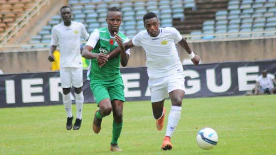 Sharks  stun Gor Mahia to clinch Super Cup