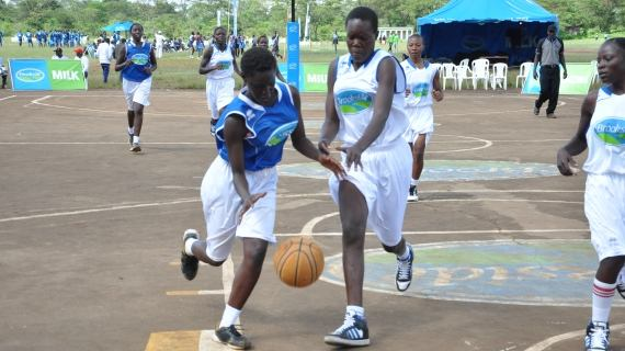 Shimba Hill faces St. Brigids in basketball semis