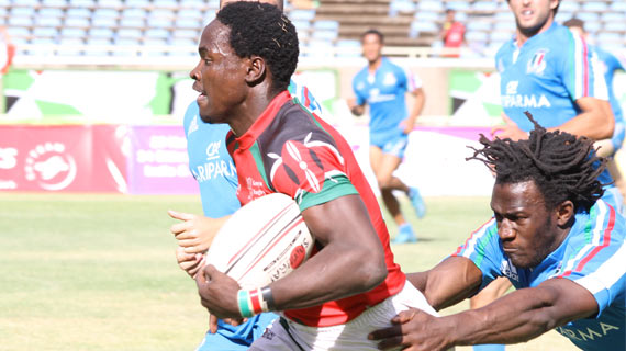 Shujaa drawn in Pool C ahead of Singapore as they climb on world rankings