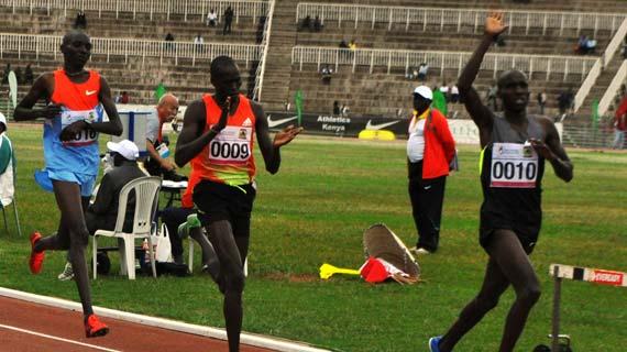 Kenyan sport reeling from suspension of activities