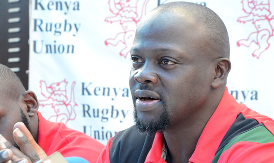 Innocent Simiyu back as Kenya 7's Head Coach