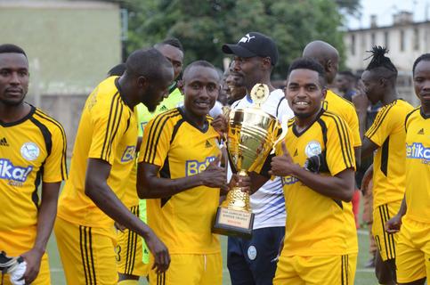 Sofapaka hits Shabana for Jamhuri Cup title