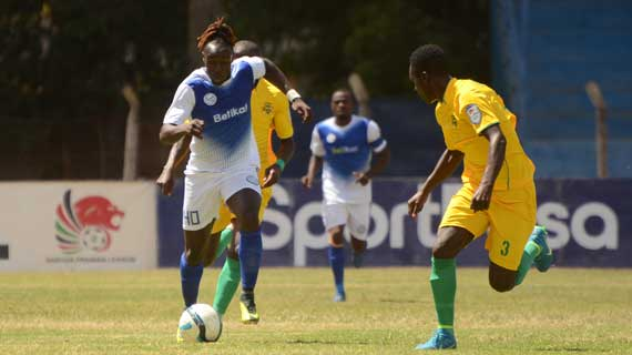 Kassumba late strike sends Sofapaka top