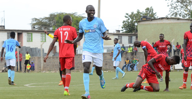 Sofapaka through to FKF Shield third round