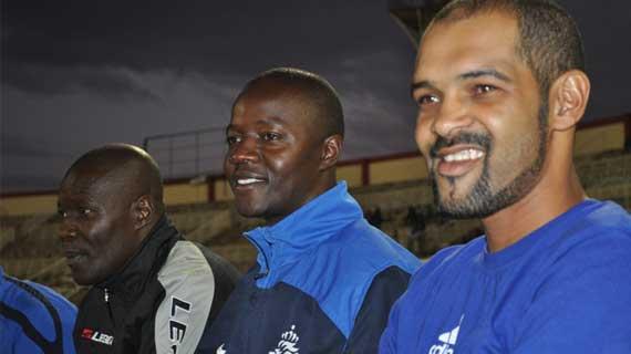 Salim Ali appointed Ulinzi Stars coach