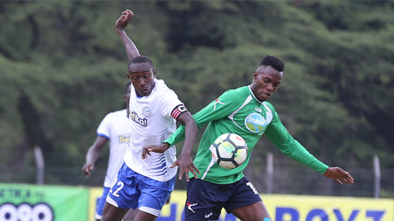 Kasaya, Mang'oli to miss Sofapaka FKF Shield tie