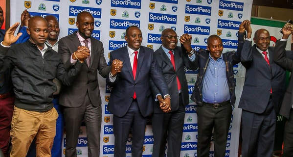 Joy for Gor, Leopards and KPL as 'new sponsor' come on board