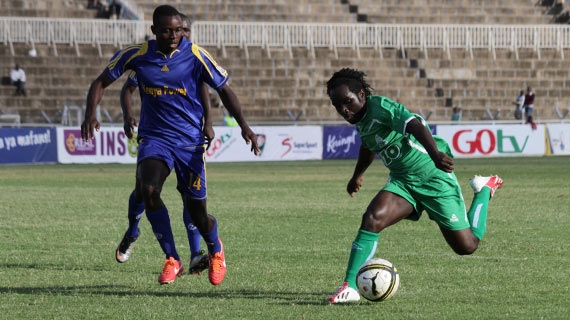 Sserunkuma's form leaves K'Ogalo fans fancying their chances