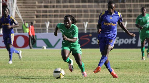 Sserunkuma brace hands Gor a GOTV Cup Semi ticket