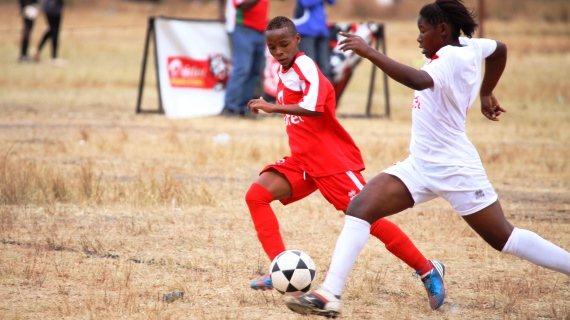 Olympic Girls secure semi final berth