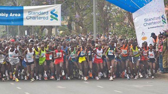 Stanchart Marathon moved to November