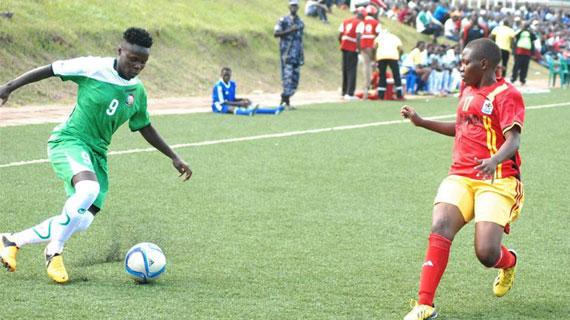 Four -Star Starlets humble hosts Uganda as CECAFA kicks off