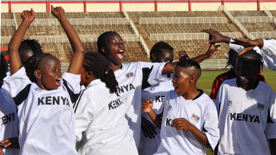 Triumphant Starlets jet back from Lesotho