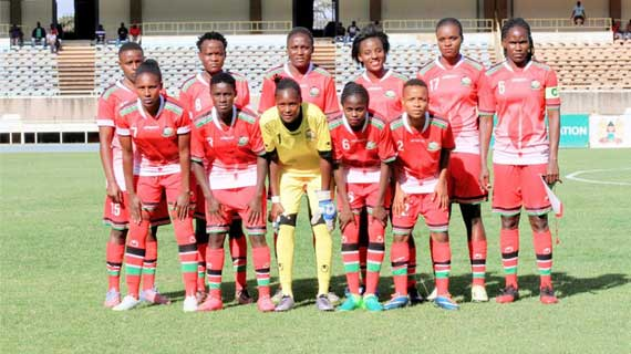 Kenya's Harambee Starlets are the new CECAFA Champions