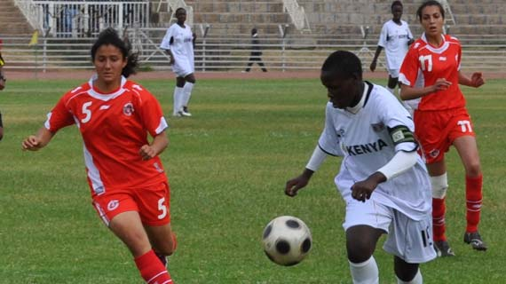 Starlets ready for Tunisia mission
