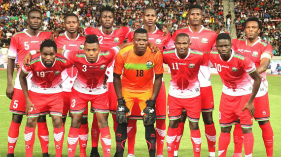 Foreign stars link up with Harambee Stars in Morocco