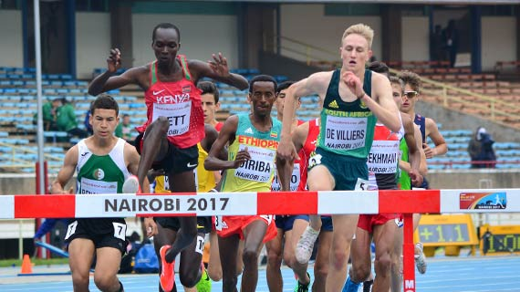 Nairobi to host IAAF World Under-20 Championships