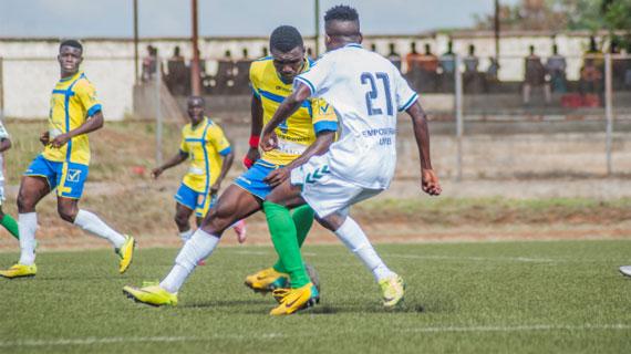 Western Stima earn promotion, KCB closer, Ushuru slowed