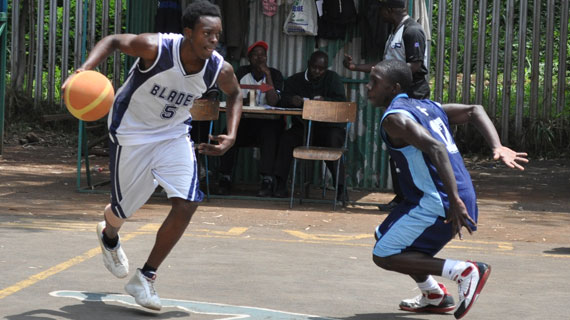 Strathmore 'B' dominate KBF Division One League