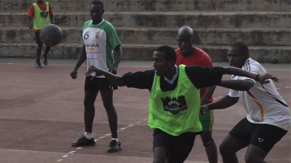 Cereals extend dominance as rains halt handball action