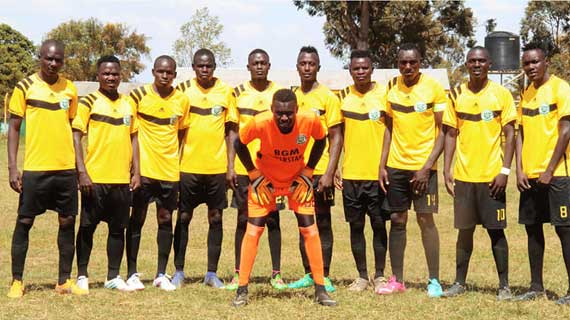 Bungoma's Superstars eliminate AFC Leopards in shield Cup