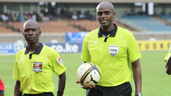 Match officials for GOTV fixtures released