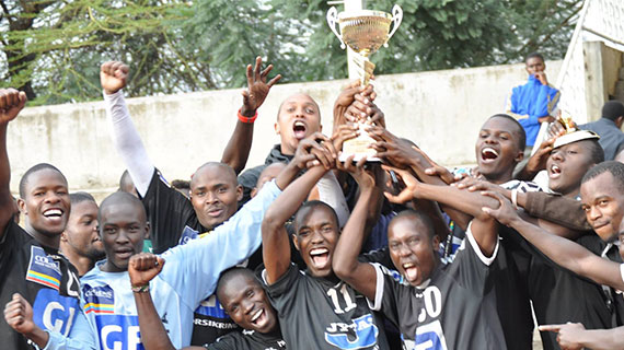 TUK defy history to lift national handball title