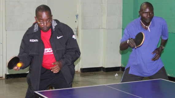 Kenya to host regional Table Tennis Championships