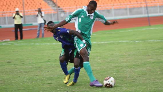 Nigeria wins Africa Youth Championships