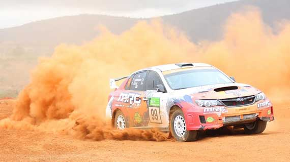 'Flying Fin' Tapio cruises to Kajiado rally win