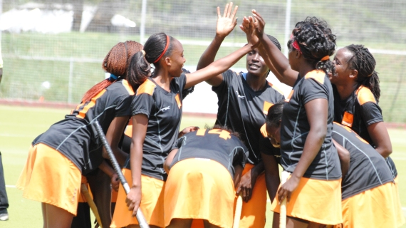 Unstoppable:Telkom retain Africa hockey title